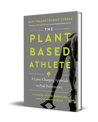 The Plant Based Athlete book